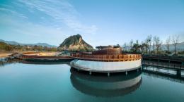 Dushan Leisure Centre, Silingxia Village; Photo: Wang Ziling