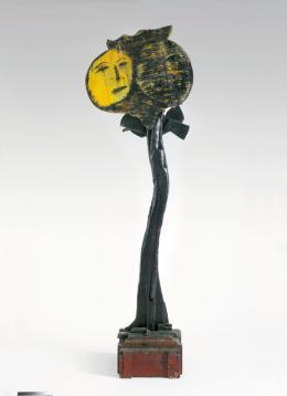 Friedrich Kuhn: Palme, um 1970; Kunsthaus Zug