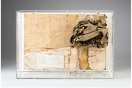 Ingo Springenschmid: 'ich könt sterba ohne dass I was davon was!'; Collage