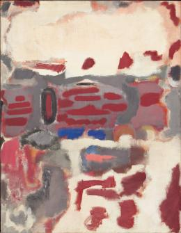 Mark Rothko (1903-1970) No. 2 1947 Öl auf Leinwand, 145,4 × 122,4 cm © 1998 Kate Rothko Prizel & Christopher Rothko/Bildrecht, Wien, 2019 © Foto: National Gallery of Art, Washington, D.C.