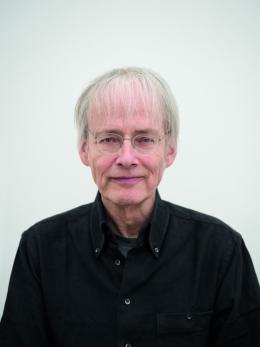 Timm Ulrichs; Foto © Simone Engelen, Stuttgart