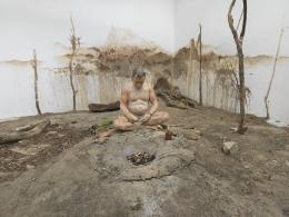 Paweƚ Althamer, Ausstellungsansicht MAMA 2016 neugerriemschneider, Berlin  © Pawel Althamer Foto: Jens Ziehe, Berlin Courtesy of the artist and neugerriemschneider, Berlin