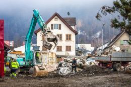 Abbruchhaus © Fotos: Dietmar Walser