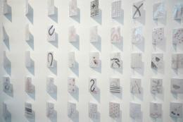 Joy in Paperwork: The Archive (2016), Installationsanischt The New Art Gallery Walsall, 2019. Courtesy the artist, König Galerie, Berlin, und Herald St, London.