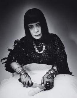 Yayoi Kusama, 1989 © Nobuyoshi Araki, courtesy Fotosammlung OstLicht