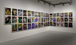 Ausstellungsansicht / OstLicht. Galerie für Fotografie © OstLicht. Galerie für Fotografie