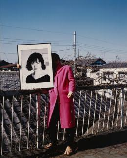 Nobuyoshi Araki, Selbstporträt mit Yoko, 1991, C-Print, The Jablonka Collection © Nobuyoshi Araki