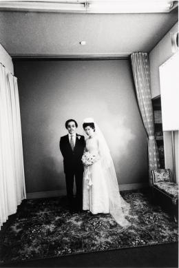Nobuyoshi Araki, Sentimental Journey, 1971, Silbergelatineabzug, Albertina, Wien - The Jablonka Collection © Nobuyoshi Araki