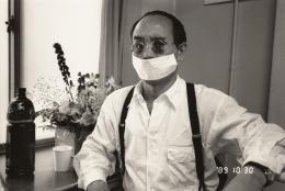 Nobuyoshi Araki, Sentimental Journey : Winter Journey, 30.10.1989, Gelatin silver print, Albertina, Wien – The Jablonka Collection © Nobuyoshi Araki