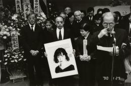Nobuyoshi Araki, Sentimental Journey : Winter Journey, 1.2.1990, Silbergelatineabzug, Albertina, Wien – The Jablonka Collection © Nobuyoshi Araki