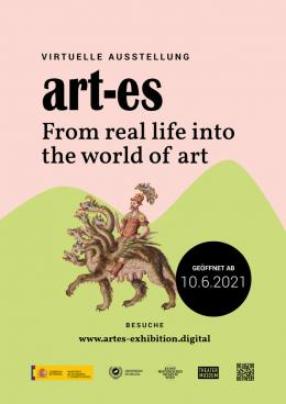 From Real Life into the World of Art, Virtuelle Ausstellung © KHM-Museumsverband