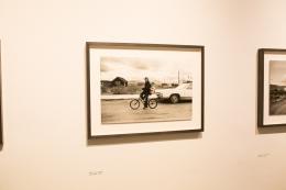 Ausstellung Wim Wenders  Foto: Severin Dostal (c) Filmarchiv Austria