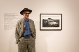 Ausstellung Wim Wenders (c) Filmarchiv Austria Foto: Severin Dostal