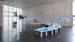 Eckhard Schulze-Fielitz: Ausstellungsansicht im Kunsthaus Bregenz 2011 (© Markus Tretter/KUB)