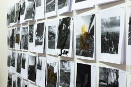 Maurizio Cirillo - Blick in die Ausstellung 'Istanbul, Istanbul' (© Rudolf Strobl)