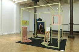 """Blick in die Ausstellung """"Mode Momente. Fotografinnen im Fokus"""". 19. Juni bis 15. September 2019, Landesgalerie Linz. © Oö. Landesmuseum, A. Bruckböck"""