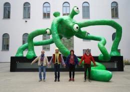 Gelatin in Wien 2020  © Gelatin