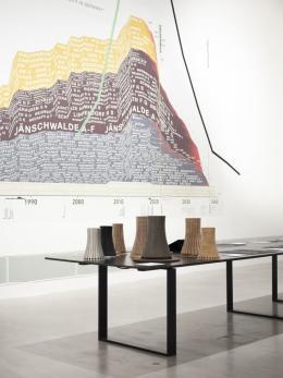 Ausstellungsansicht realities:united, Foto: Axel Schmidt