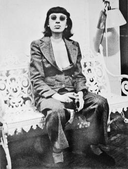Lee Krasner, um 1938, Fotograf: unbekannt