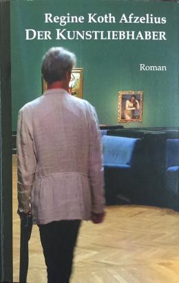 Der Kunstliebhaber: Buchcover (© Edition Roesner)