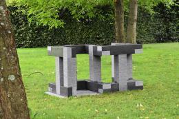 Herbert Meusburger: O.T. (Granit) (© Karlheinz Pichler)