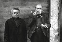 Nikolaus Walter: Straßenkünstler in Istanbul (© Walter)