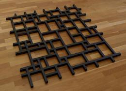 Gerold Tagwerker: Mondria Grid #3 (Foto: Allerart)