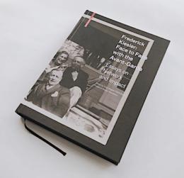 Friedrich Kiesler: Face to Face (Buchcover)