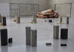Bunny Rogers: Cement Garden (Ausschnitt) (Foto: Karlheinz Pichler)