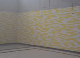 Bunny Rogers: Locker Room (Ausschnitt) (Foto: Karlheinz Pichler)