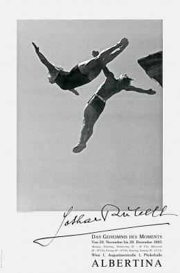 Lothar Rübelt: Mädy Epply und Sepp Staudinger in den 1930er Jahren, hier als Plakat zur Albertina-Ausstellung 1985 (© ÖNB)