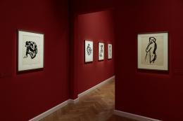 Blick in die Ausstellung © Tiroler Landesmuseen