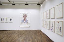 Guillaume Bruère Ausstellungsansicht Kunsthaus Zürich, 2019 Foto: Kunsthaus Zürich, Franca Candrian Werke © Guillaume Bruère