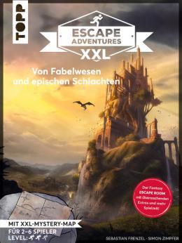 Von Fabelwesen und epischen Schlachten, (c) Frechverlag