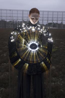 Clara Daguin, Aura Inside, 2018
