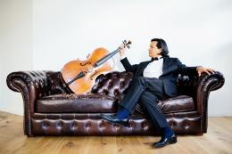 Claudio Bohórquez, Foto Gina Gorny