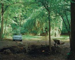 Constanze Ruhm, Crash Site / My_Never_Ending_Burial_Plot, 2010, Filmstill, Courtesy die Künstlerin und sixpackfilm