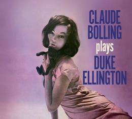 Claude Bolling plays Duke Ellington, Cover