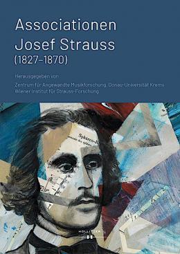 Buchcover: Associationen Josef Strauss (Bild: zVg)