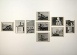 Ferry Radax, Sonne halt!, 1959/1962 12 Standbilder Silbergelatineabzüge auf Barytpapier Montiert auf Karton Museum der Moderne Salzburg