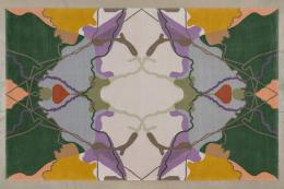 Stefan Gritsch, Carpet Iraq, 2018 Handgetufteter Teppich, Schurwolle, 340 x 212 cm Aargauer Kunsthaus, Aarau © 2018, ProLitteris, Zürich Foto: ullmann.photography