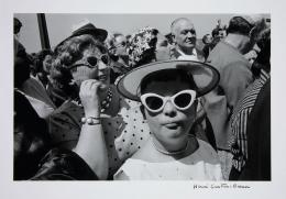 Henri Cartier-Bresson, New York City, 1960, Silbergelatineabzug, © Henri Cartier-Bresson / Bildrecht, Wien 2021; Skrein Photo Collection