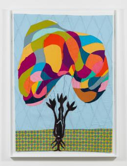 Creatures of the Mappa Mundi – Mandragora, 2018, Stephen Friedman Gallery, London, © Yinka Shonibare CBE, Courtesy der Künstler, Stephen Friedman Gallery, London, und James Cohan Gallery, New York, Foto: Mark Blower