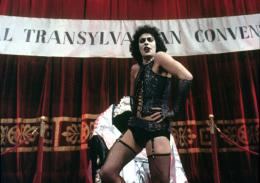 Frank N Furter (Tim Curry) in Aktion ((© Twentieth Century Fox Film Corporation)