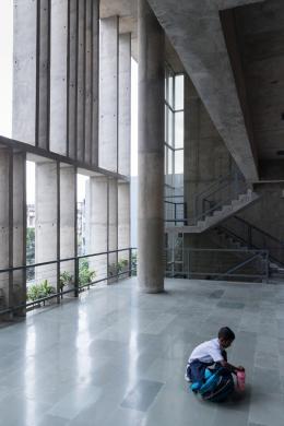 Mohila Samity Complex Dayaganj, Dhaka, Architect: EKAR / Ehsan Khan  Copyright: Iwan Baan