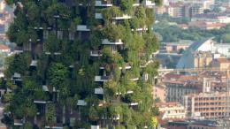 Bosco Verticale, Stefano Boeri Architetti / Laura Gatti, Mailand, Italien, 2014 Foto: Dimitar Harizanov © Stefano Boeri Architetti