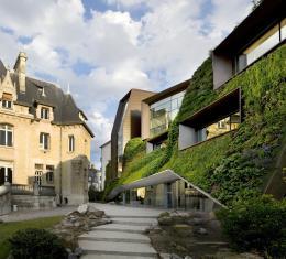 Chambre de commerce et d'industrie Amiens-Picardie, Chartier Corbasson Architectes, Frankreich, 2012 © Foto: Chartier + Corbasson