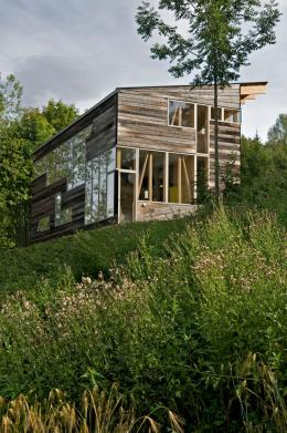 Farm House Jarmund/Vigsnæs Architects Copyright: Nils Petter Dale