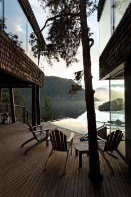 Summer House Storfjord Jensen & Skodvin Architects Copyright: Jan Olav Jensen