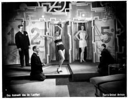 Das Kabinett des Doktor Larifari  (Robert Wohlmut, D 1930)